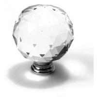 Kristal Cam Kulpu Şeffaf