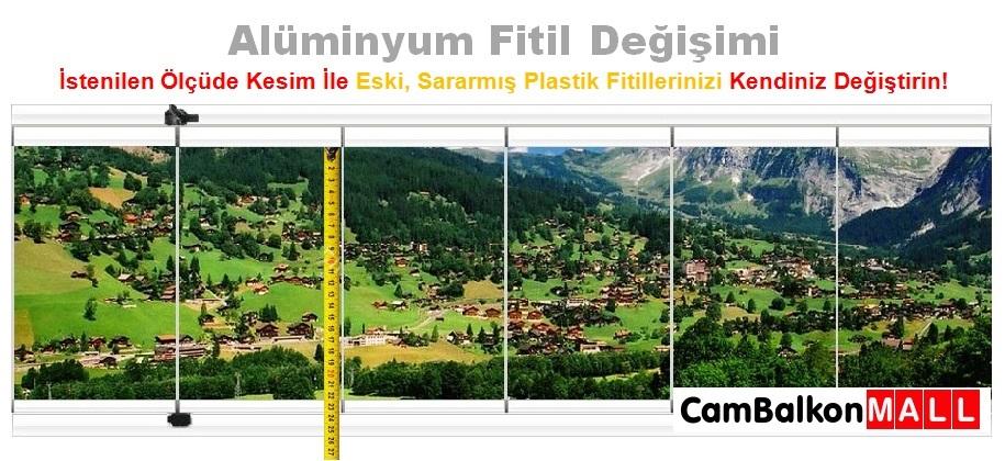 Alüminyum Fitil Değişimi